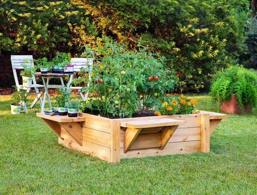 Raised_bed_bench_garden_photocredit_BonniePlants