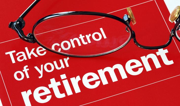 Retirement, take control