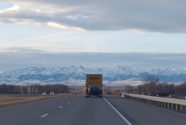 Road trip to the Rockies
