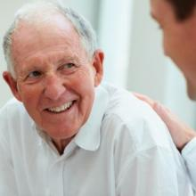 Smiling Senior with Doctor.jpg