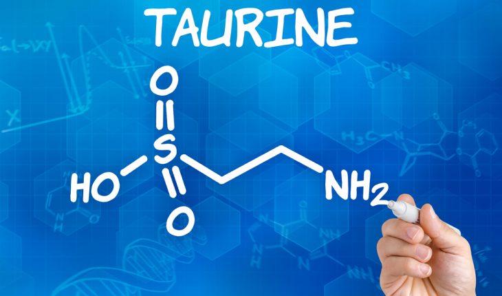 taurine-chemical-formula
