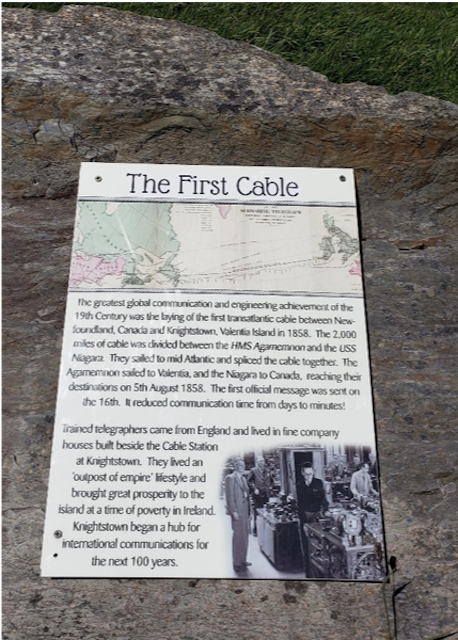 first transatlantic cable