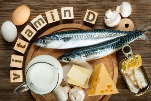 vitamin-d foods