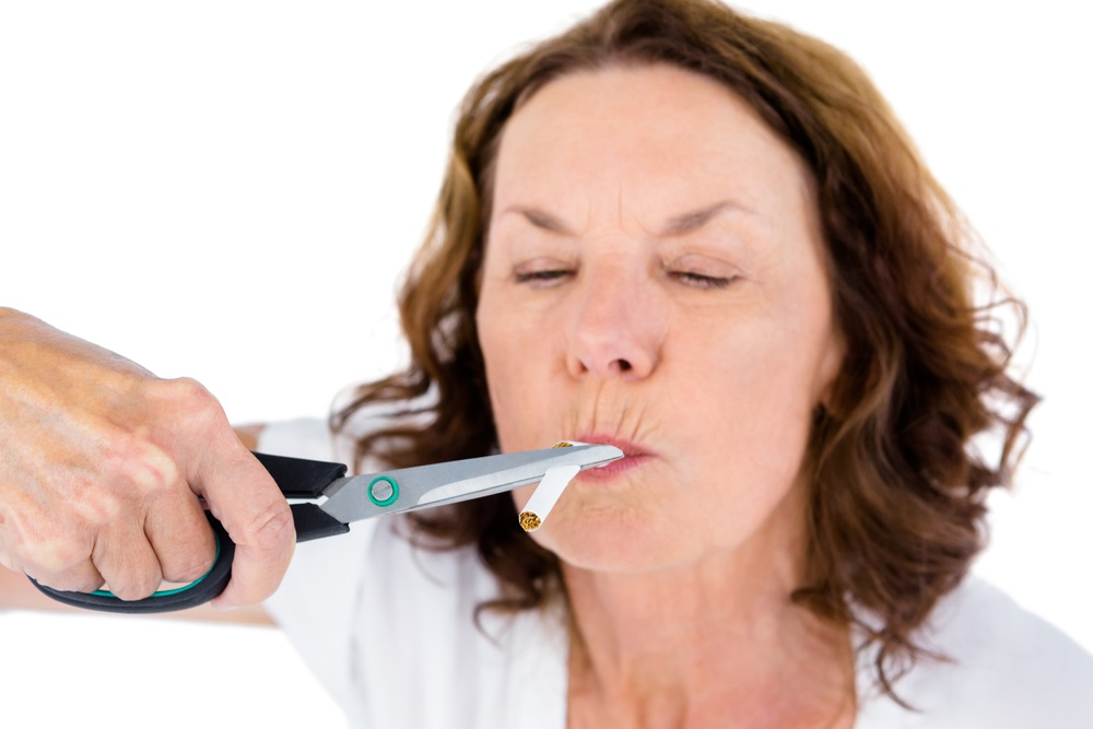 woman-quitting-smoking