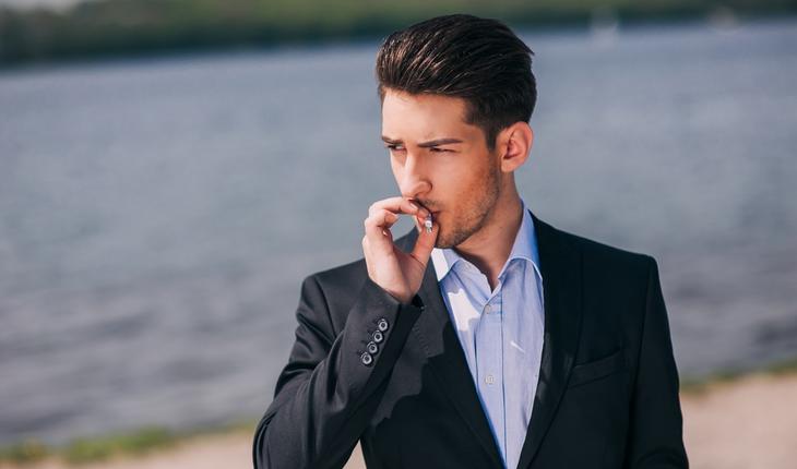young-man-smoking