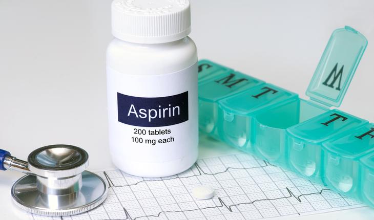 aspirin daily