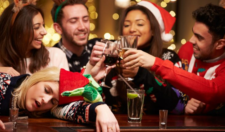 holiday binge drinking
