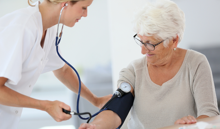 blood pressure elderly