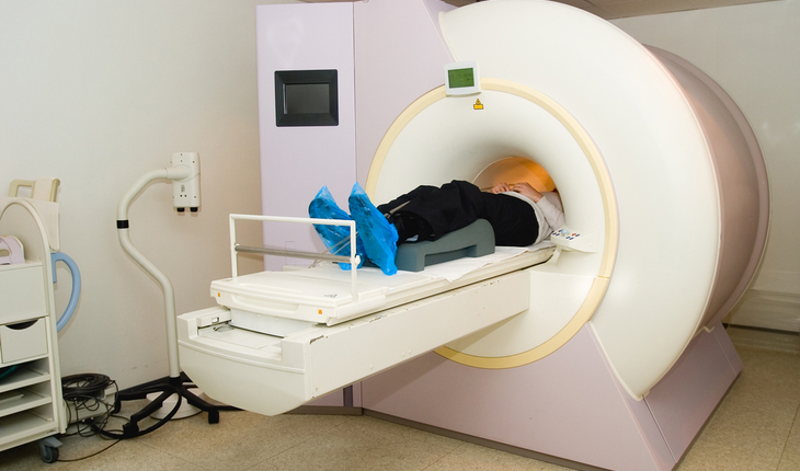 computerized tomography CT scan