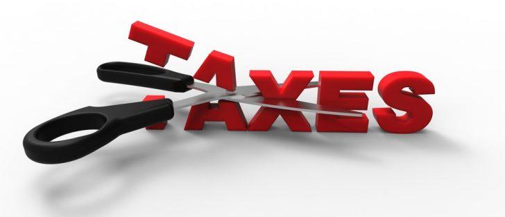 cutting-taxes