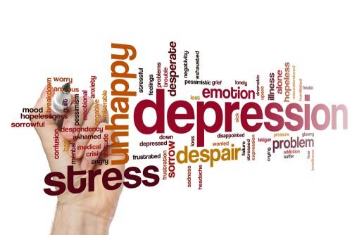 depression sign