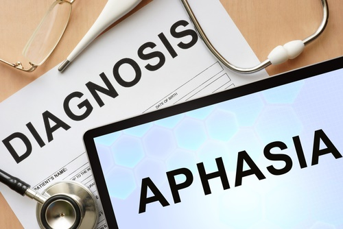 diagnosis aphasia