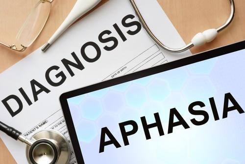diagnosis aphasia