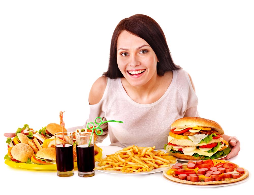eating-junk-food
