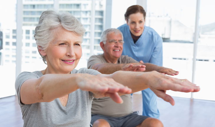 elders exercise