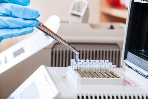 genetic testing tubes