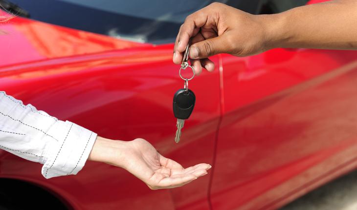 giving up car keys