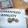 guaranteed annuity