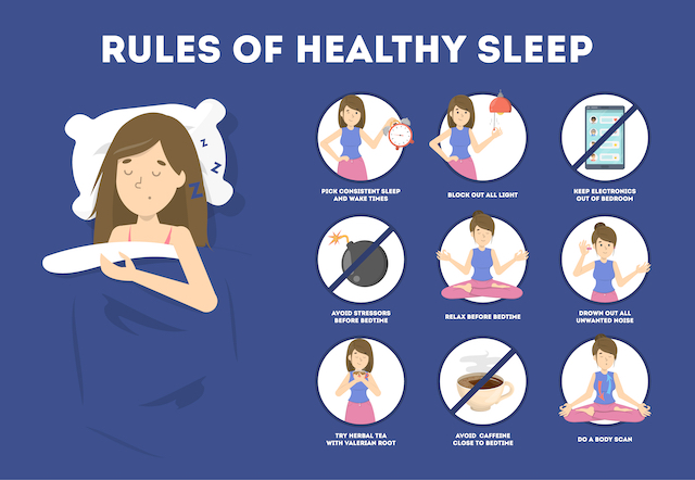 rules of sleep