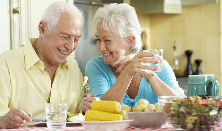 healthy-elderly-couple