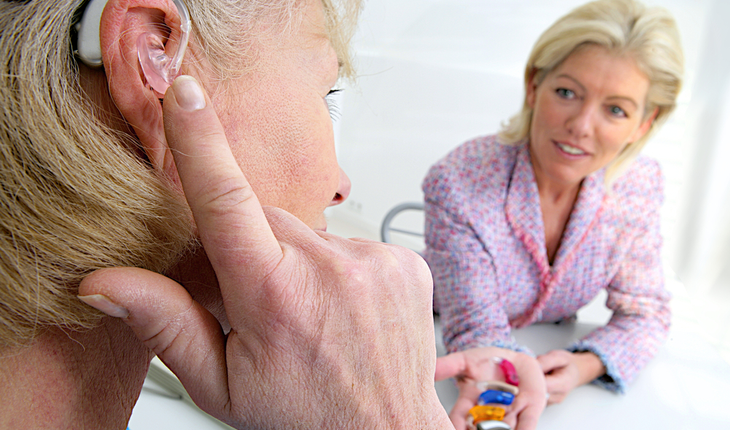 hearing aid intervention