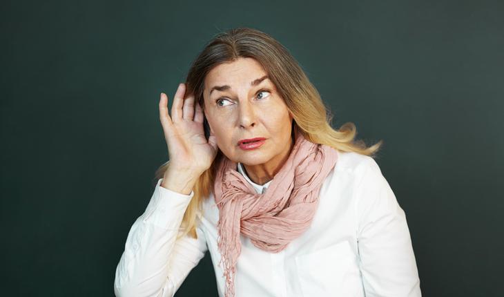 hearing loss warning sign