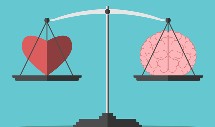 heart and brain balance