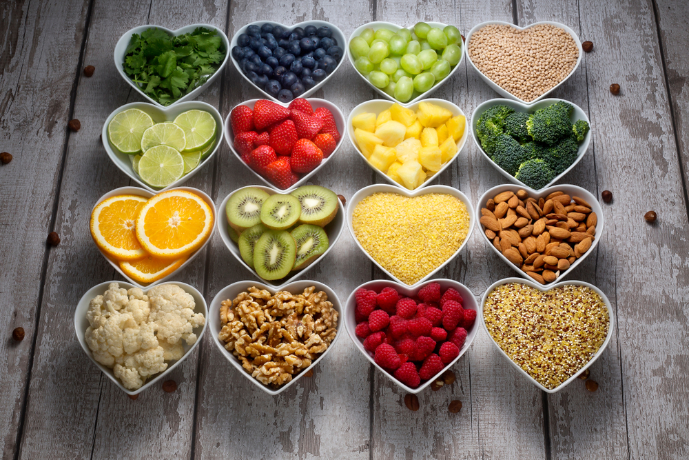 fiber foods good for theheart