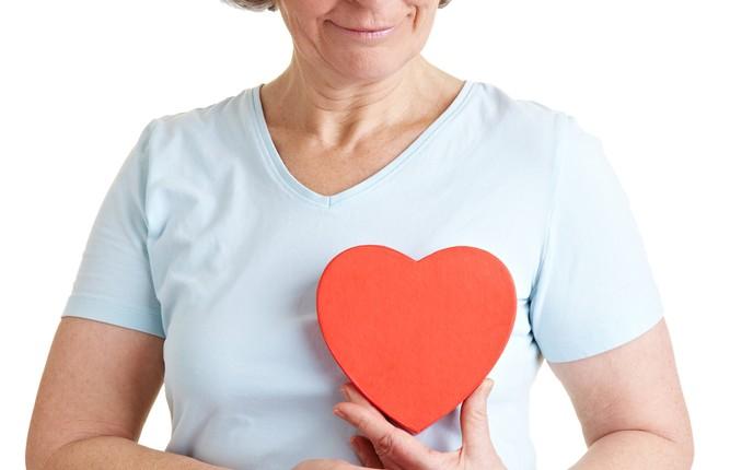 heart health woman