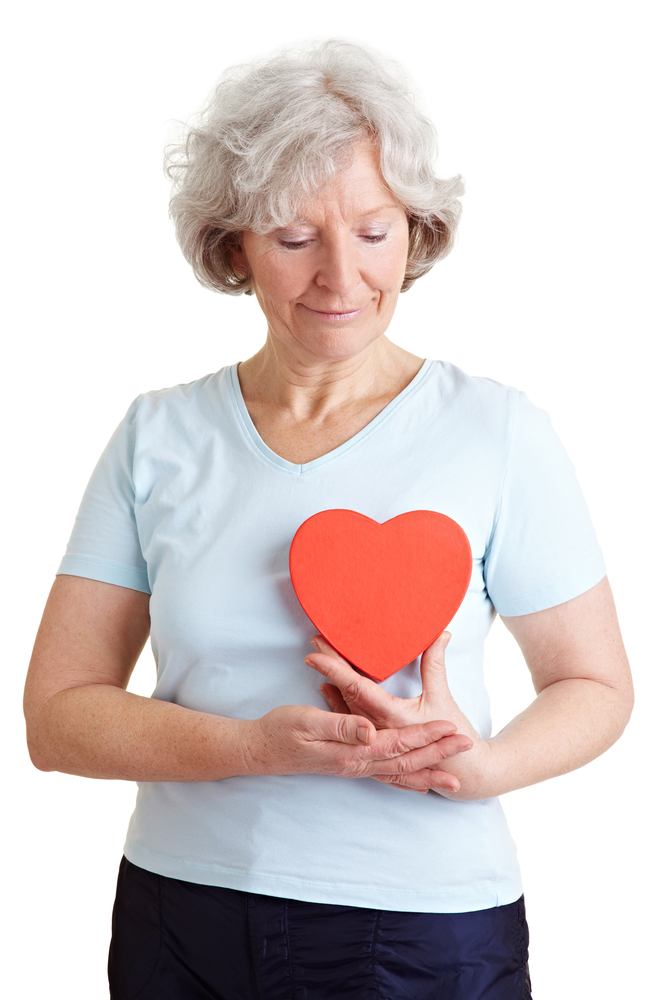 heart health woman