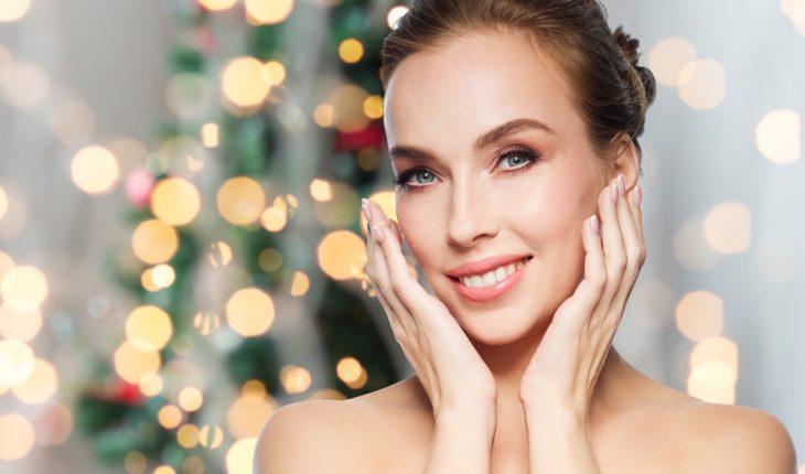 holiday skin
