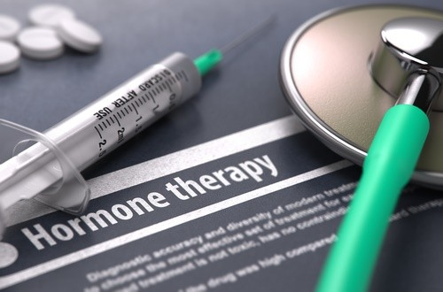 hormone therapy sign