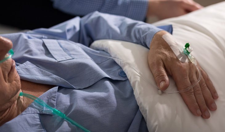hospital patient hospice
