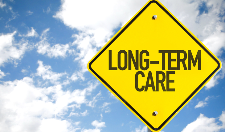 long term care sign