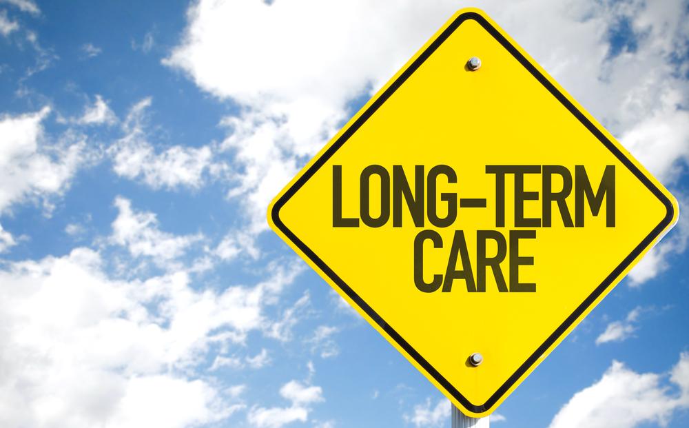 long term care sign
