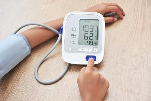 low diastolic pressure