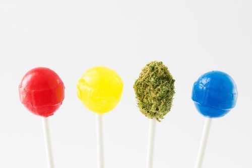 marijuana lollipops