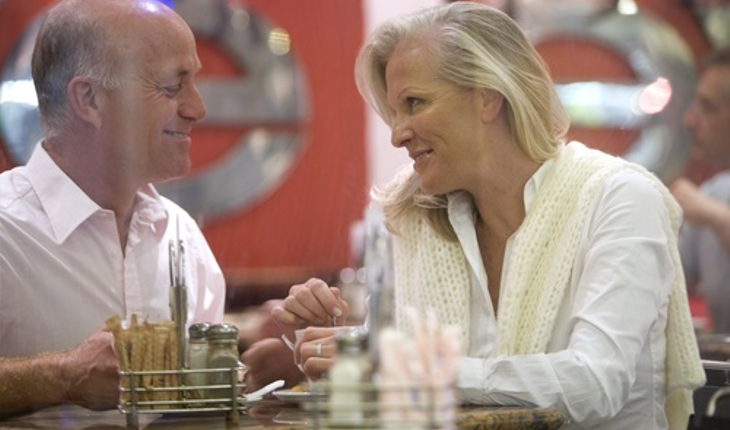 mature couple dating