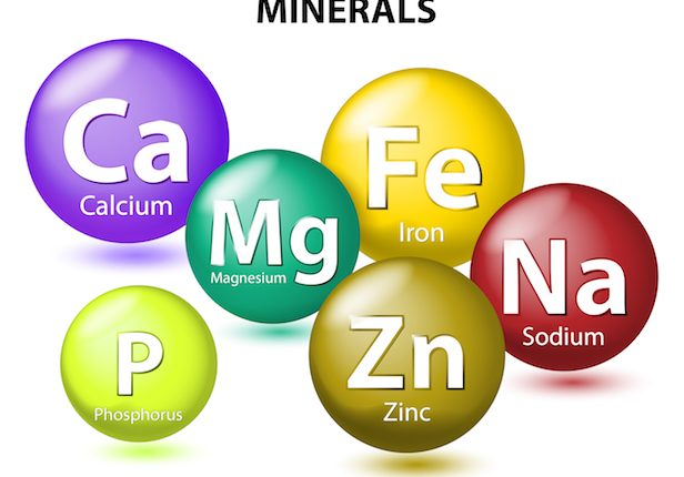 minerals-in-food