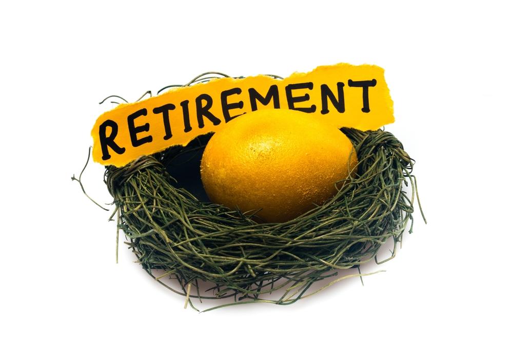 nest egg, retirement money