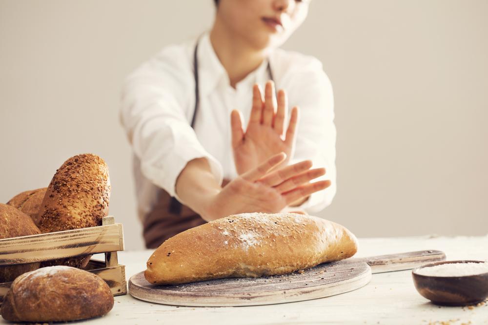 no white bread