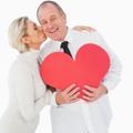 older couple Valentine's Day