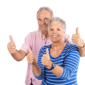 older-people-thumbs-up