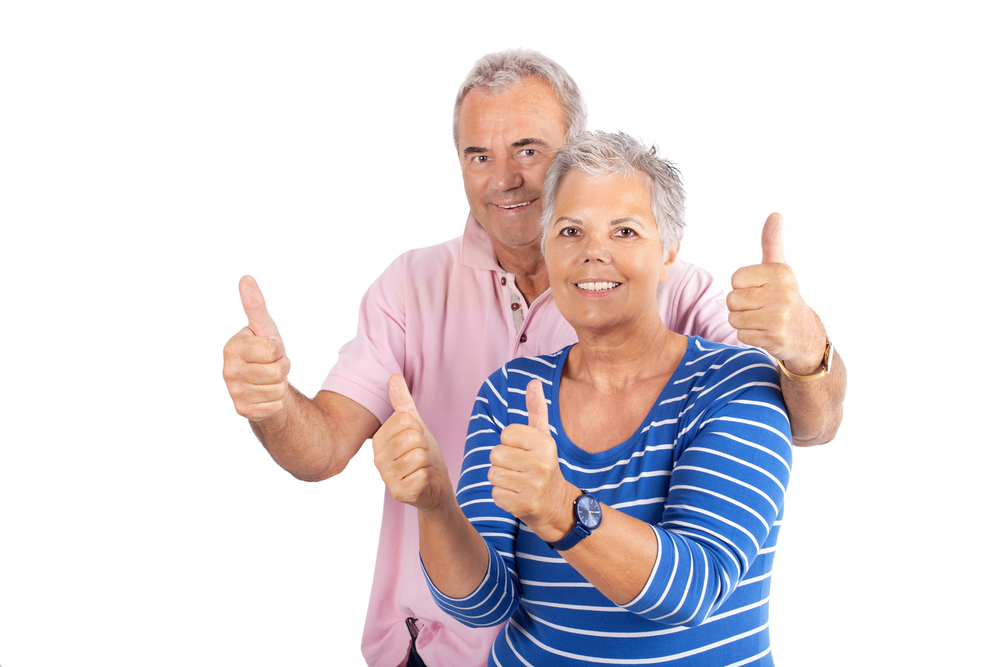 older-people-thumbs-up