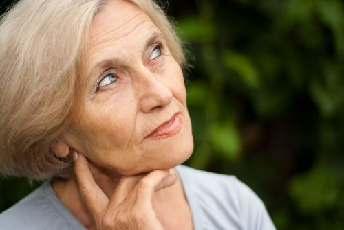 older-woman-pensive
