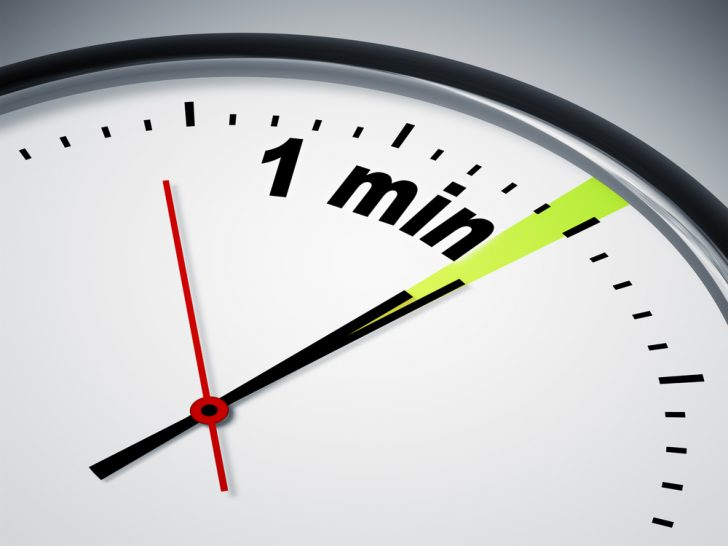 one-minute