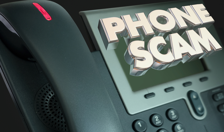 phone scam, robocall