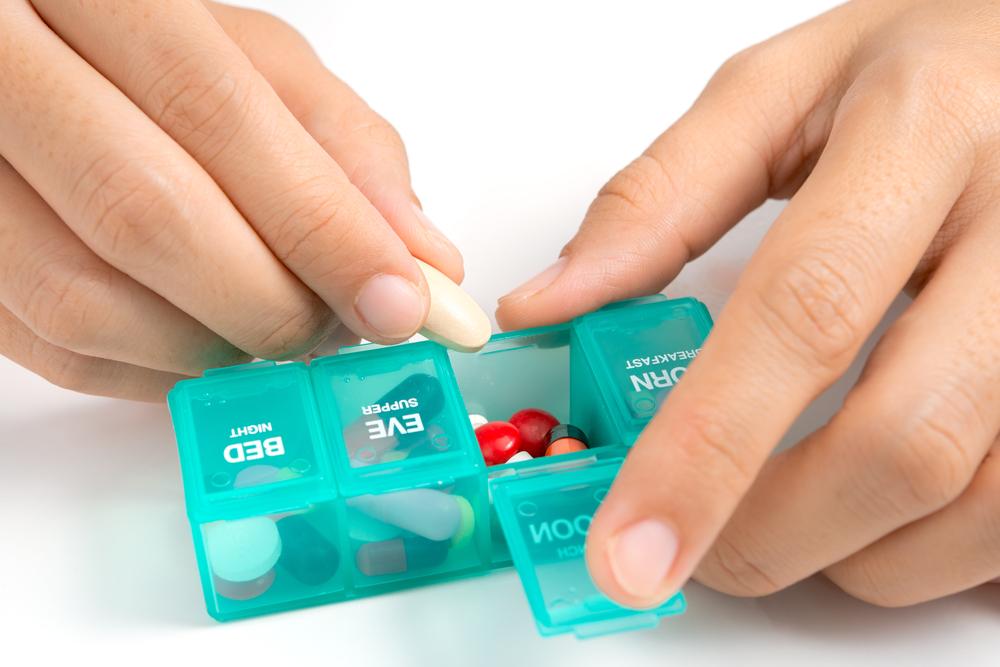 pill sorter