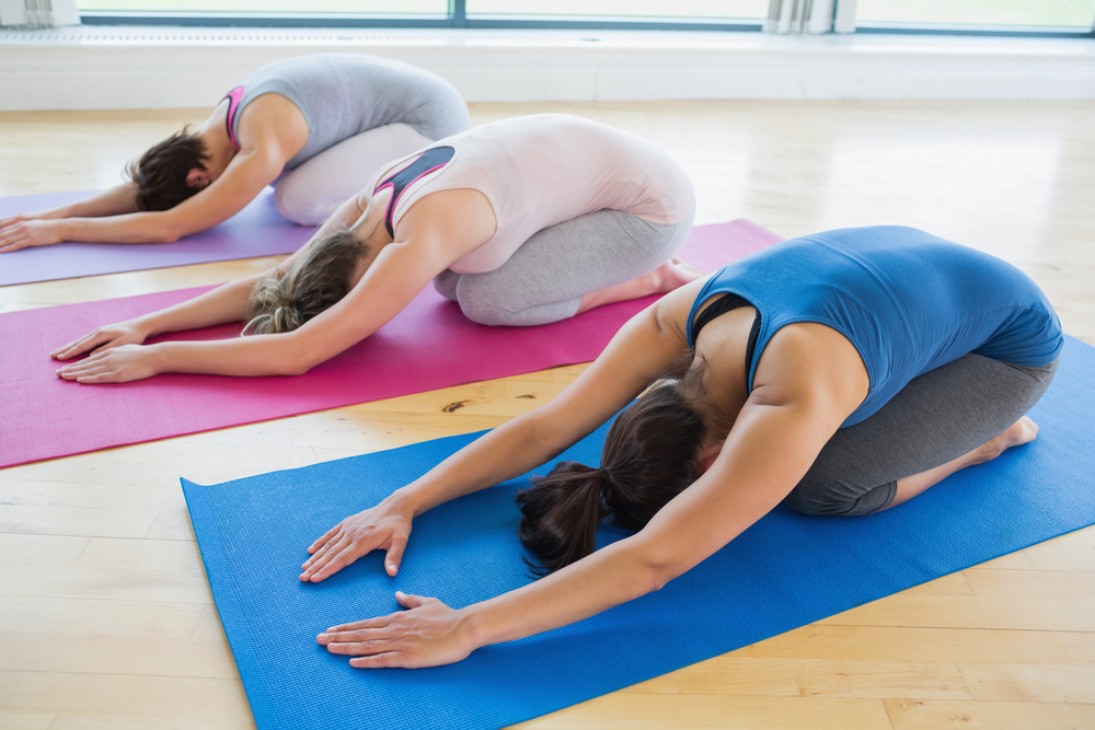 Exercise Why Restorative Yoga