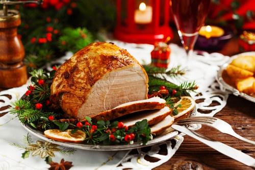 roast ham